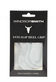 WS SUEDE LEATHER HEEL GRIP - -
