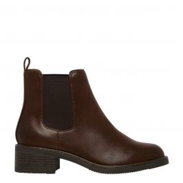 CORA CHOCOLATE BOOT