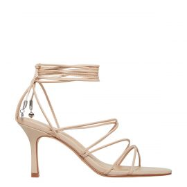 ARIES LIGHT NUDE HEEL