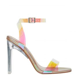 FEELS ROSE GOLD HOLOGRAPHIC HEEL